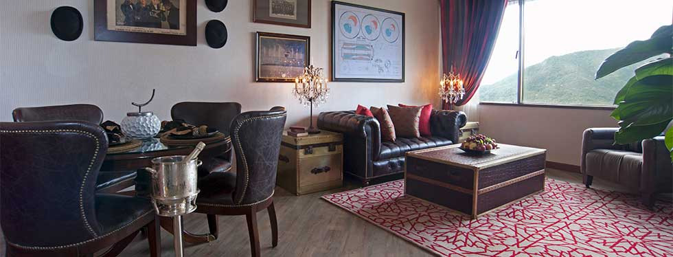 Serviced Apartments Executive Suite