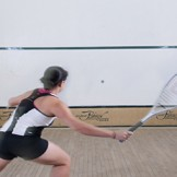 Squash court at Hong Kong Parkview