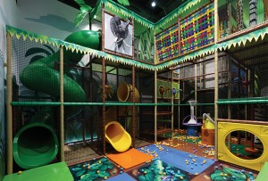 Hong Kong Parkview Indoor playroom