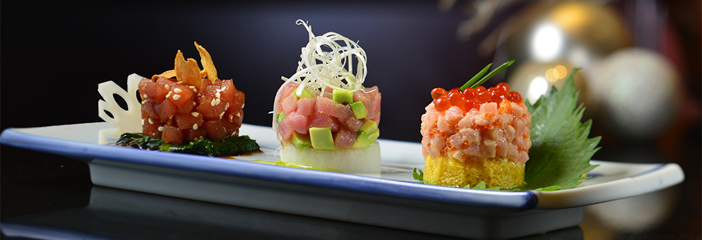 Japanese sushi Hong Kong