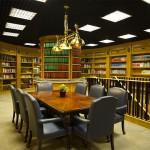Library at Hong Kong Parkview Serviced Apartment