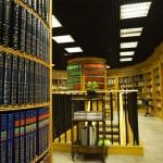 Resourceful library at Hong Kong Parkview