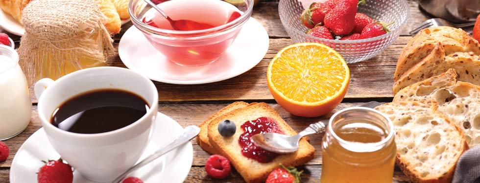 Teahouse Breakfast Buffet