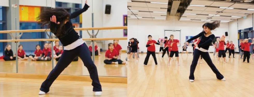Jazz Dance lessons for children
