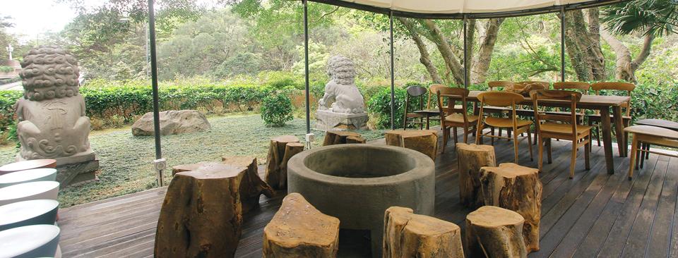 Hong Kong Parkview - BBQ @Tea Garden