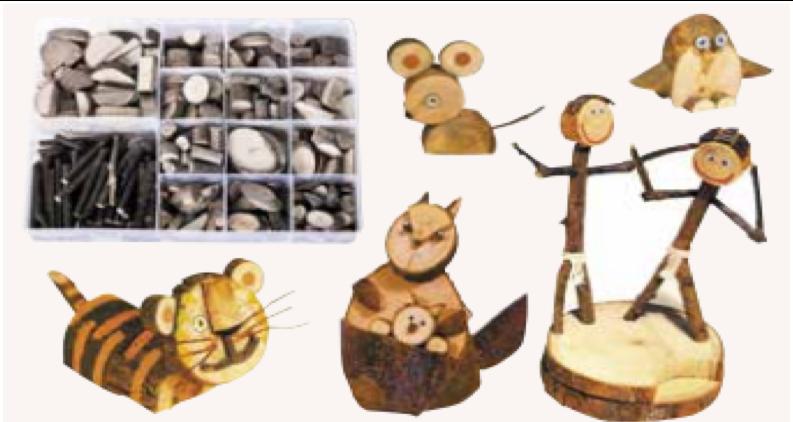Wooden Animal